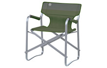 Chaise de camping Deck Chair Coleman verte